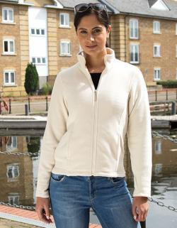 La Femme Micro Damen Fleece Jacke