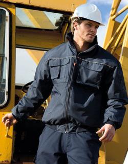 Sabre Pilot Herren Workwear Arbeits Jacke