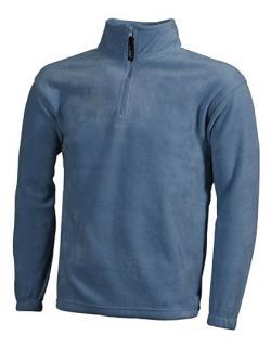 Herren Half-Zip Fleece Sweatshirt