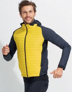 Herren Running Lightweight Jacke mit Kaputze