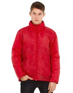 Herren Multi-Active Jacke mit versteckter Kapuze