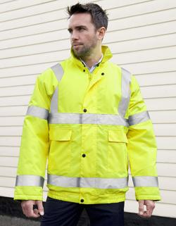 High Viz Winter Blouson - Arbeitsjacke | ISOEN20471:2013