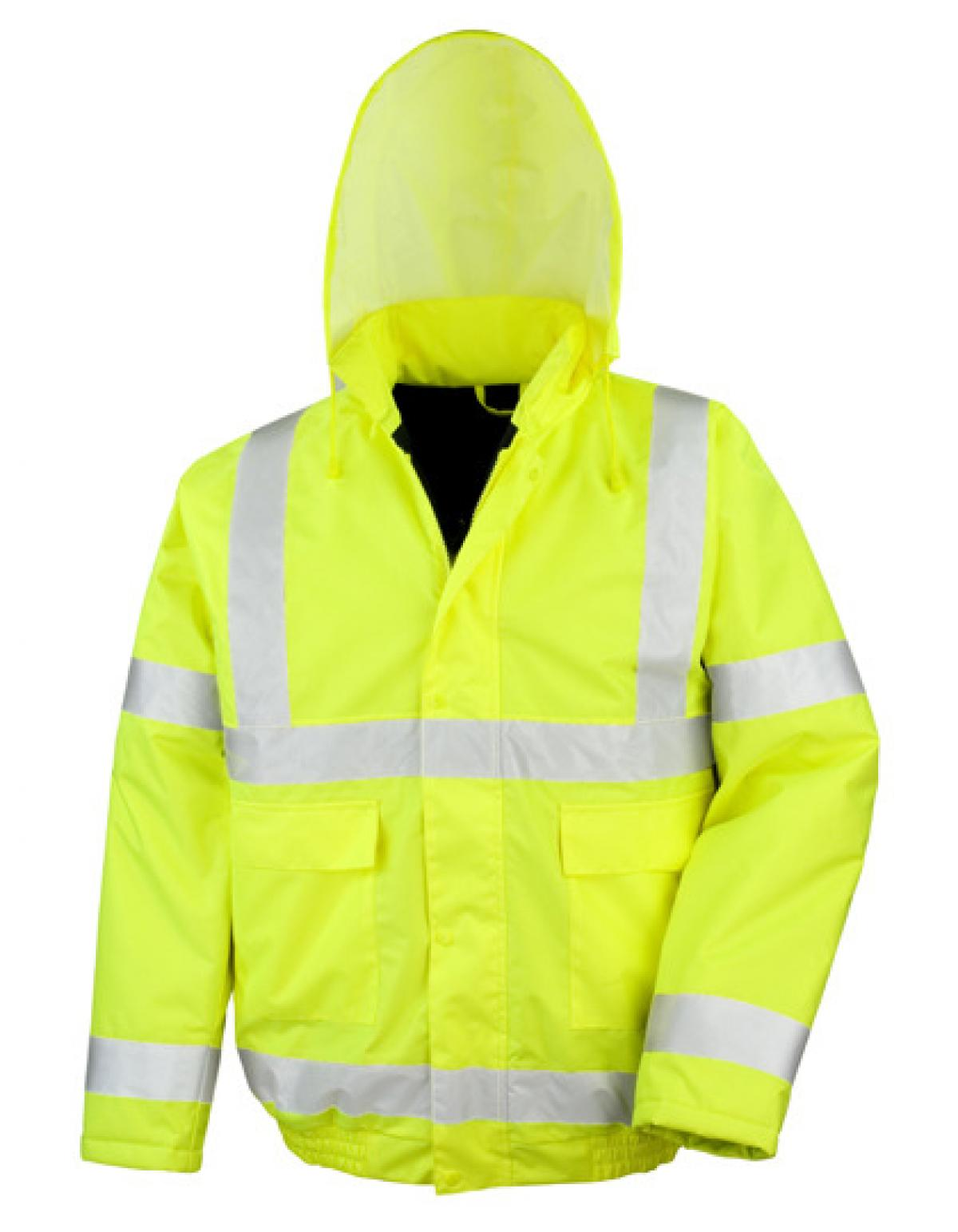 high viz winter blouson arbeitsjacke isoen20471 2013. Black Bedroom Furniture Sets. Home Design Ideas