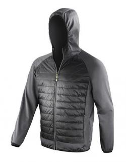 Mens Zero Gravity Jacket - Winter Lauf Jacke