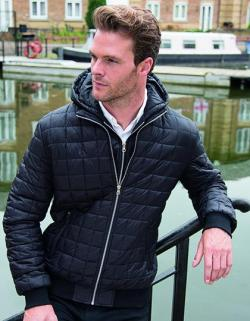 Urban Stealth Hooded Herren Jacke