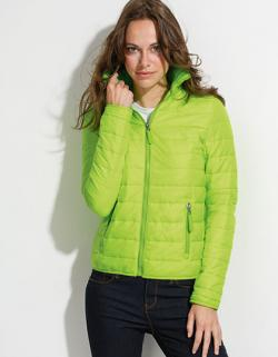 Damen Light Padded Jacke Ride