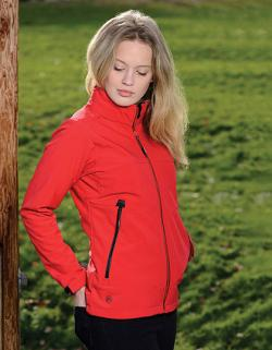 Damen Cruise Softshell Jacke