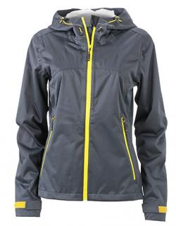Damen Outdoor Softshell Jacke +Wind- und wasserdicht
