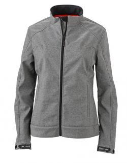 Damen Softshell Jacke atmungsaktiv und wasserabweisend