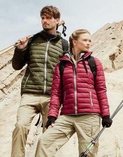 Active Padded Damenjacke nach Oeko-Tex | WRAP