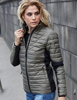 Formschöne Damen Crossover Jacke