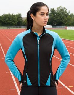Damen Freedom Softshell Sport Jacke