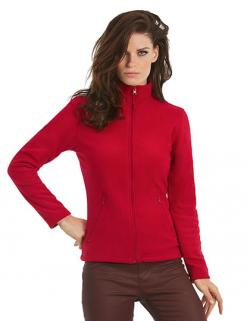 Damen Microfleece-Duo Jacke ID.501