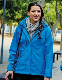 Damen Multifunktionsjacke - Kingsley 3in1