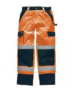 Industry Warnschutz Bundhose EN ISO 20471:2013 Klasse 2