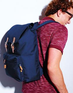 Vintage Laptop Backpack / Rucksasck | 30 x 46 x 17 cm