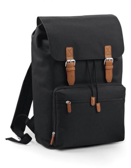 Vintage Laptop Backpack / Rucksasck | 30 x 46 x 17 cm