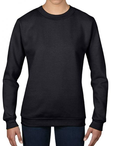 Women s Crew Neck Sweatshirt | Pullover