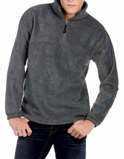 Herren Fleece Sweatshirt Highlander+ / Unisex