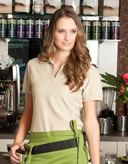 DamenPolo Susa Lady Shirt / 95 °C waschbar / Oeko-Tex 100
