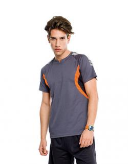 Herren  Electro T-Shirt /  Belüftungszonen