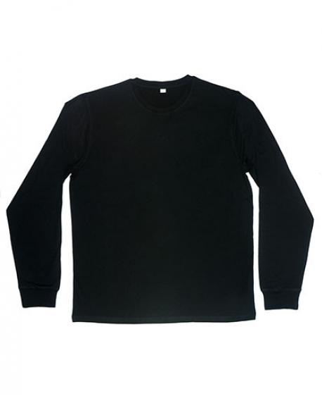 Herren Superstar Long Sleeve T-Shirt / 100% Baumwolle