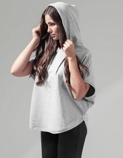 Damen Sleeveless Hoody
