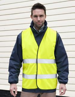 Motorist Safety Vest / ISOEN20471:2013, Klasse 2