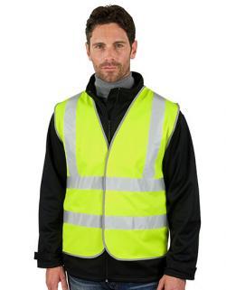 Herren Motorway Vest / Zertifiziert nach ISOEN20471:2013