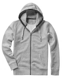 Herren Arora Hooded Full Zip Sweater / Oeko-Tex