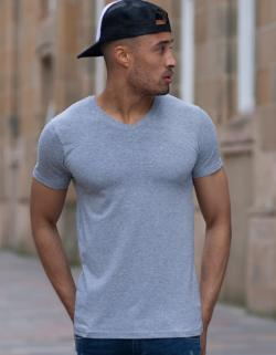 Herren Feel Good Stretch V-Neck T
