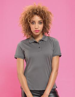 Damen Coolchecker Piqué Polo / Oeko-Tex®