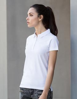 Damen Fashion Polo / Single Jersey