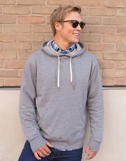 Herren Midweight French Terry Hooded Pullover