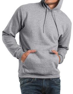 Herren Hooded Sweatshirt / Kängurutasche
