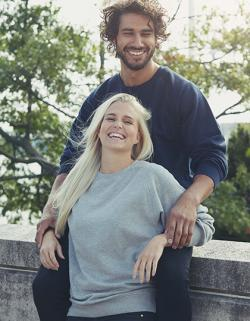 Unisex Sweatshirt / 100% Fairtrade-Baumwolle