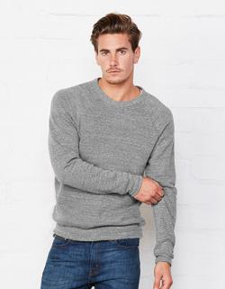 Herren Triblend Sponge Fleece Sweatshirt