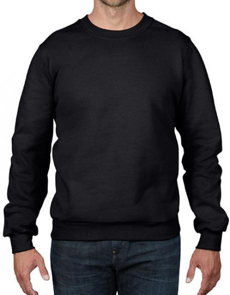 Men s Crew Neck Sweatshirt / Pullover