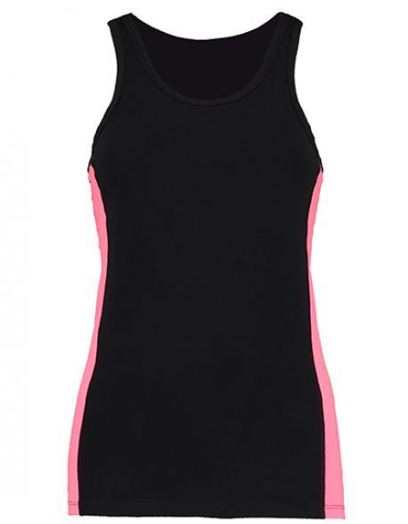 Damen Gamegear® Racer Back Vest / Waschbar bis 30 °C