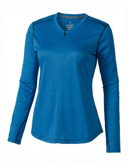 Damen Quadra Long Sleeve Top / Daumenlöcher