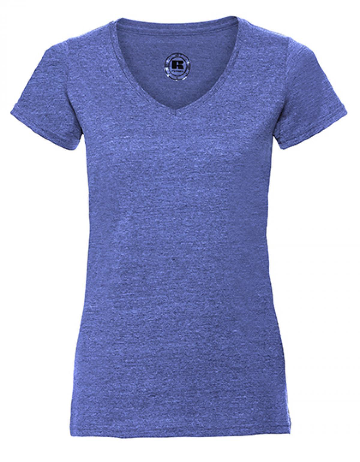 0d194f193a3cf9 Damen T-Shirt mit V-Ausschnitt   Oeko-Tex® Standard 100 - Rexlander´s
