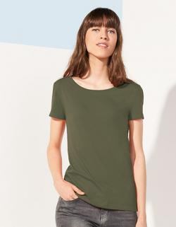 Damen Mia Tee-Shirt /  besondere Weichheit