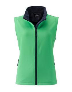 Damen Promo Softshell Vest / Wasserabweisend, winddicht