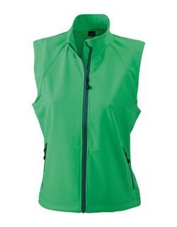 Damen Softshell Vest / Wind- und wasserdicht