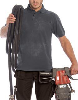 Herren Skill Pro Polo / Waschbar bis 60 °C