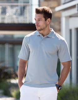 Herren Coolplus Wicking Polo Shirt / Mikro-Piqué