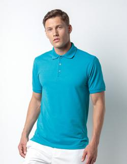 Herren Klassic Slim Fit Polo Superwash 60 °C / Oeko-Tex®