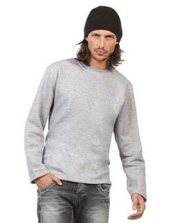 Open Hem Sweatshirt / Pullover