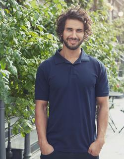 Herren Classic Polo / 100% Fairtrade-Baumwolle