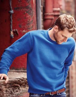 Herren Authentic Sweatshirt / Luxuriöses, 3-lagiges Material